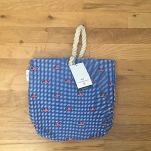 Vineyard Vines for Target Wine Tote